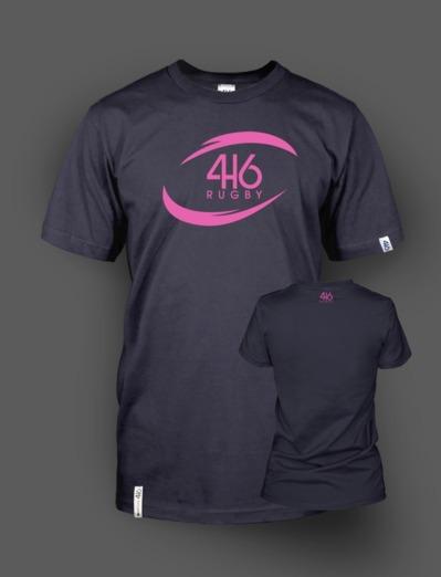 Commandez le modèle 416 Rugby Ball rose