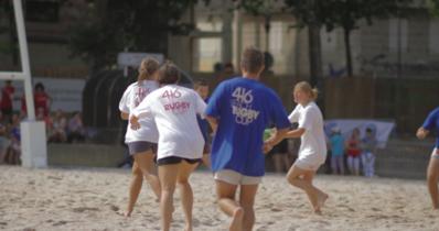 416 Beach Rugby Cup 2012 - Les 28 et 29 juillet 2012