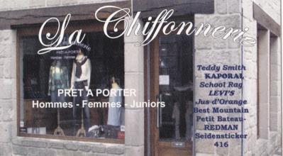 Nouvelle Boutique à Egletons (Corrèze) à accueillir la marque 416 Wear et 416 Rugby