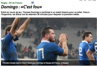 Copyright - L'équipe.fr