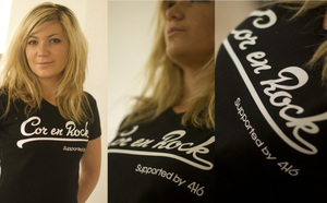 Cor en Rock supported by 416