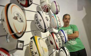 La Montagne - 13 juin 2012 - 416 Wear au Rugby Store de Brive