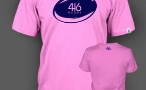 Nouveau modèle - T-Shirt 416 Rugby Ball plein